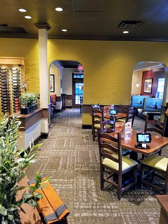 Olive garden hyannis menu prices restaurant reviews tripadvisor for Call the olive garden