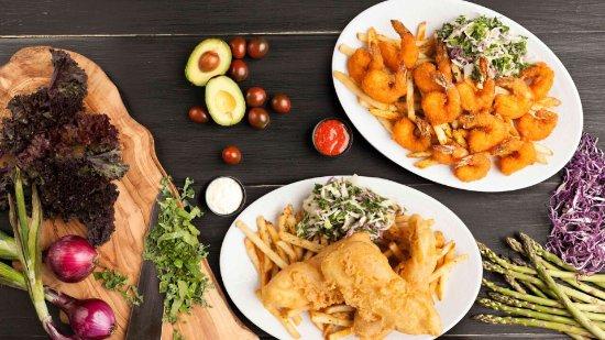 Cypress, CA: California Fish Grill