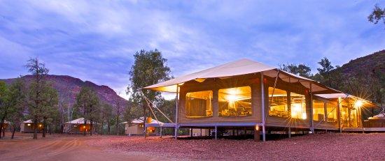 Flinders Ranges National Park, Australia: Ikara Safari Camp