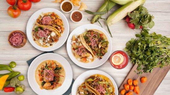 Downey, CA: California Fish Grill