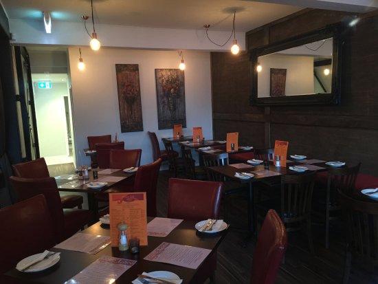 Pukekohe, Nueva Zelanda: Dinning area