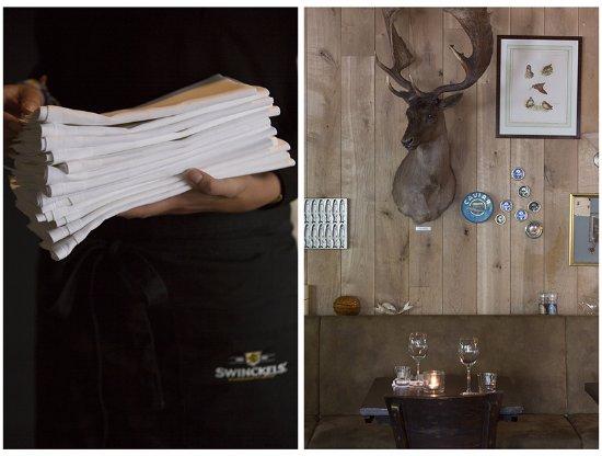 Bar-Bistro Sonnemans: Sfeervol dineren bij Sonnemans