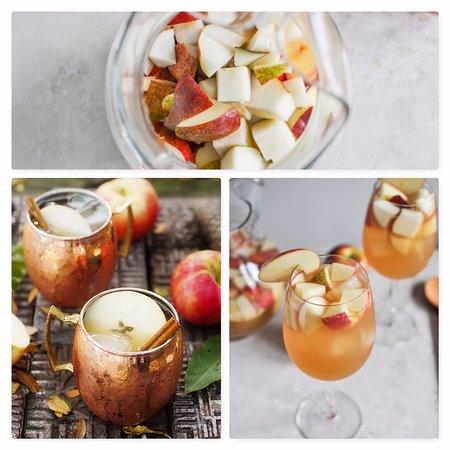 เวสตัน, มิสซูรี่: Specialty Apple drinks featuring local wines & spirits