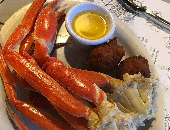 Maggie S Galley Seafood Restaurant The Best Snow Crab Legs
