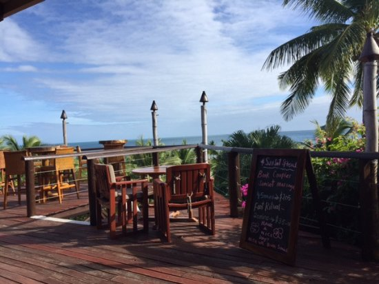 Rakiraki, Fiji: View from restaurant, makes me want to go back.