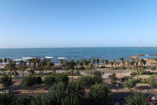 Hotel San Giorgio: View from balcony