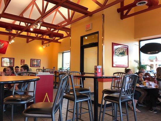 Fast Food Restaurants Ames Iowa