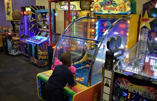 Chuck E. Cheese (Bronx) - All You Need to Know Before You ...
