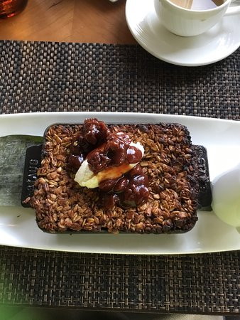 The Circular: Baked Oatmeal for breakfast