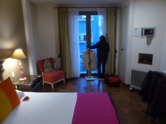 Hotel Rosario La Paz: Room 104