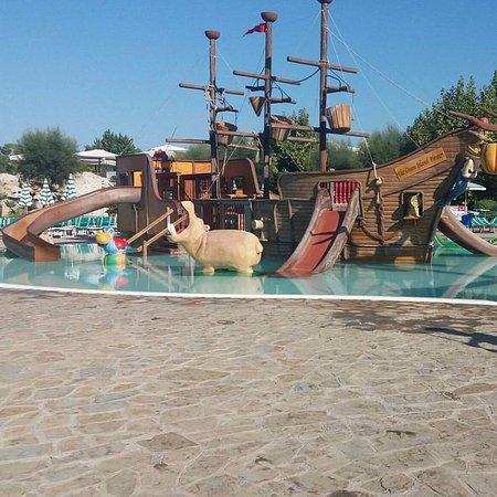 barca dei pirati - Foto di Isola Verde Acqua Park, Pontecagnano ...