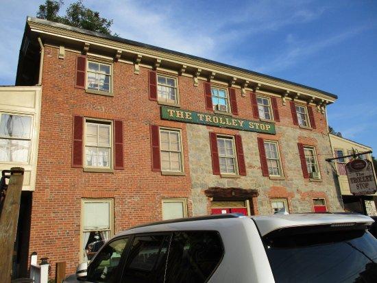 Ellicott City, Мэриленд: building