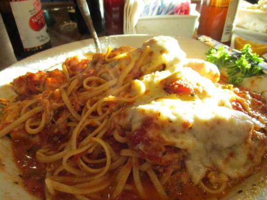 Ellicott City, MD: pasta dish
