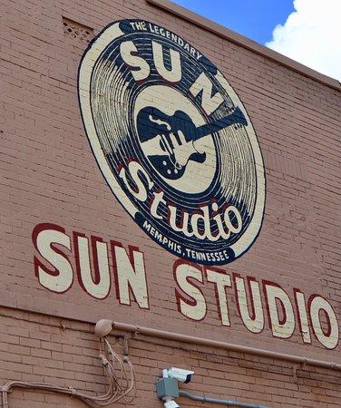 Sun Studio: Sun studios