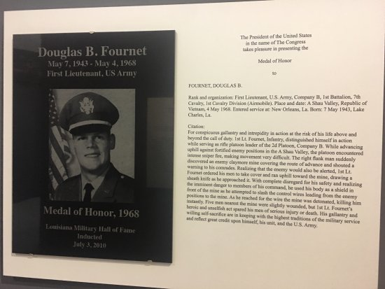Abbeville, LA: Louisiana Military Hall of Fame