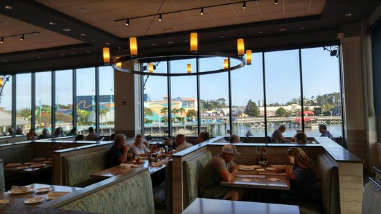2nd Floor Dining Paula Deen S Family Restaurant Picture