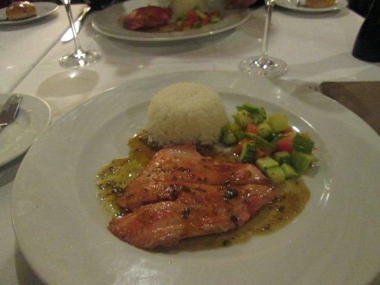 Libertador Lago Titicaca: dinner