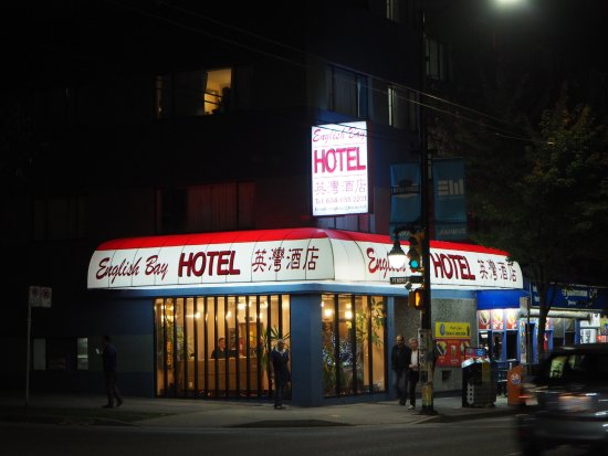 English Bay Hotel: 外観