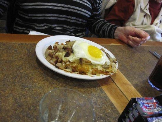 Blaine, Minnesota: Hang Over Hash