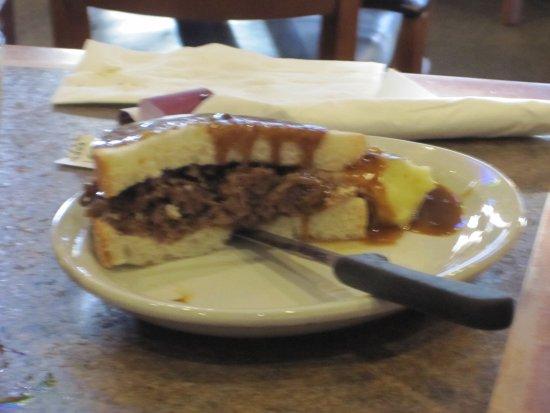 Blaine, MN: Meat Ball Sandwich