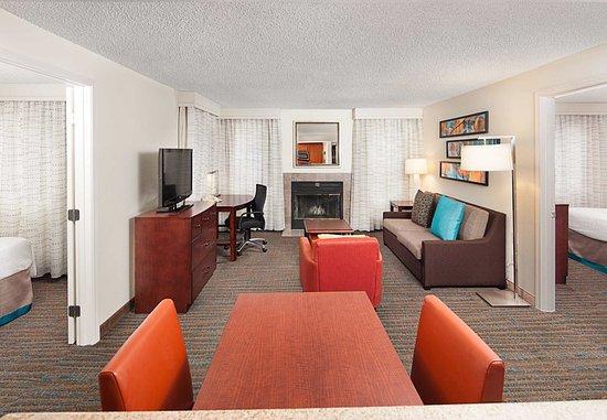 โบเทลล์, วอชิงตัน: Two-Bedroom Suite