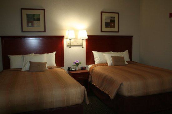 Avondale, Λουιζιάνα: Double Bed Guest Room