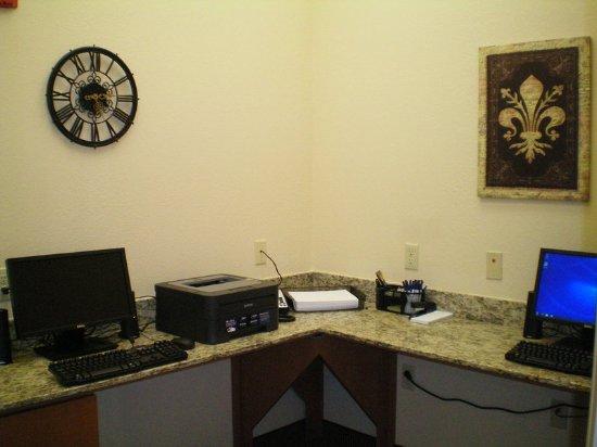 Avondale, Λουιζιάνα: Free Guest Business Center