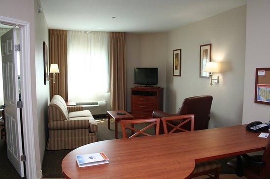Avondale, Λουιζιάνα: Deluxe Room