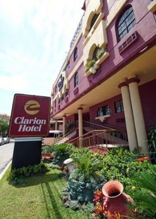 Clarion Hotel San Pedra Sula: Exterior