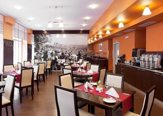 Clarion Hotel Prague Old Town: breakfast2