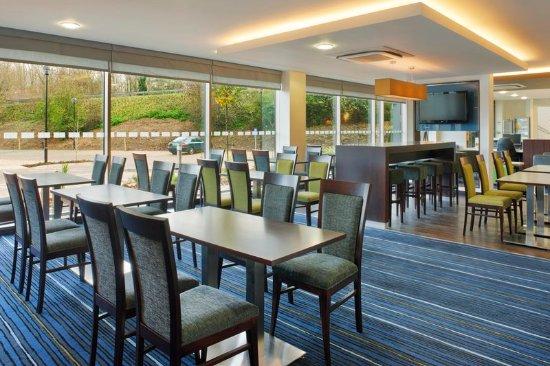 Whittlesford, UK: Breakfast Room