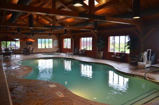 Donegal, Pensilvania: Indoor Swimming Pool