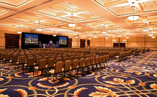 The Hotel Roanoke & Conference Center, Curio Collection by Hilton: Roanoke Ballroom