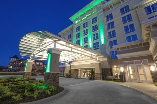 Holiday Inn Hotel Suites East Peoria Exterior Feature