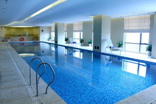 Taicang, Çin: Swimming Pool