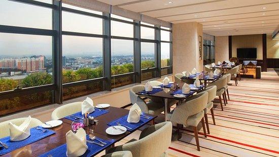 Taicang, Çin: Club Floor Lounge