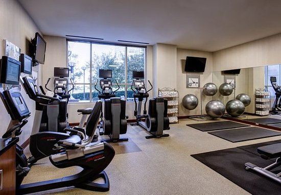 Dallas Marriott Las Colinas: Fitness Center