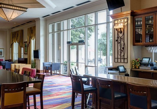Dallas Marriott Las Colinas: Lobby Bar