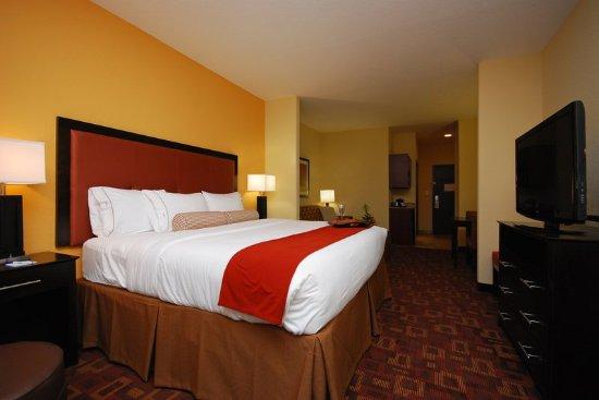 Gonzales, TX: Deluxe Room