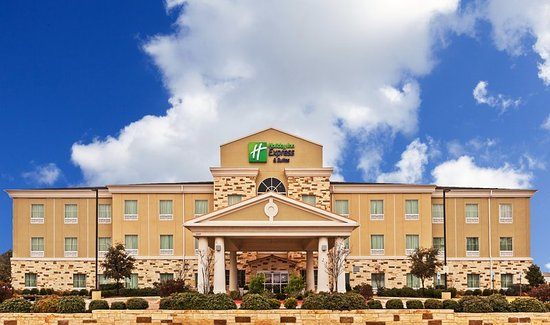 แบรดี, เท็กซัส: Welcome to the Holiday Inn Express & Suites Brady!