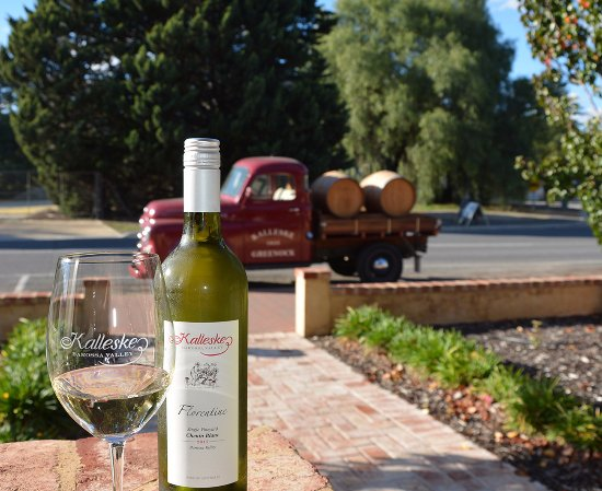 Greenock, Australia: Chenin Blanc, Dodge & Kalleske Cellar Door
