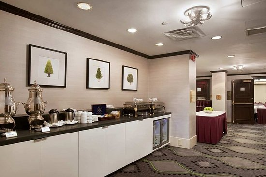 Foyer Room Nyc : Foyer meeting rooms picture of hilton new york grand