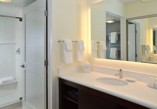 Fairlawn, Οχάιο: Guest Bathroom