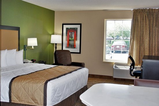 Extended Stay America - Chicago - Schaumburg - Convention Center: Studio Suite - 1 Queen Bed