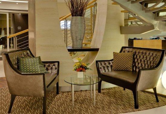 Illovo, Republika Południowej Afryki: Lobby Seating Area