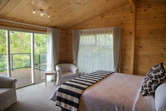Waiatarua, New Zealand: Gate Villa Bedroom