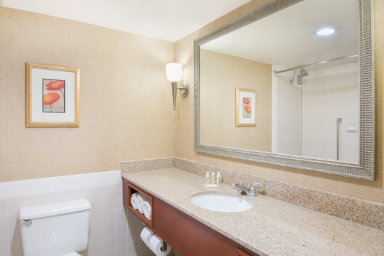 Holiday Inn Hotel & Suites Cincinnati-Eastgate: Guest Bathroom