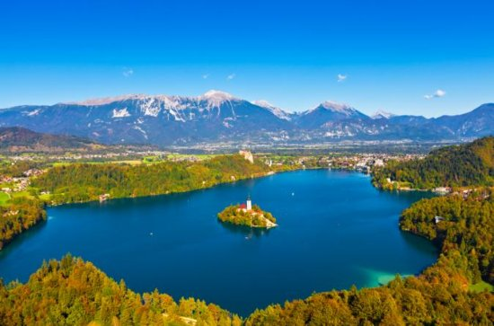 Bled and Bohinj Valley Tour from ...