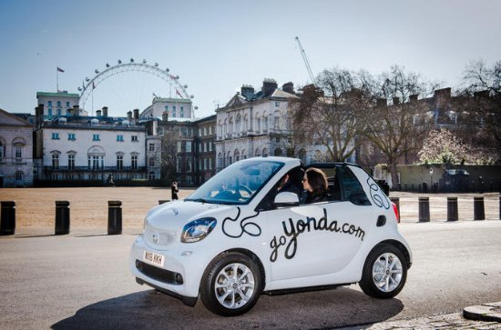 Yonda: London's Sightseeing Car with...