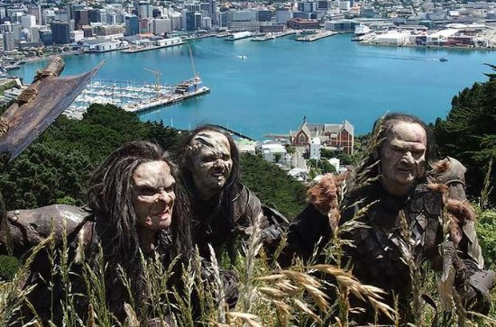 Wellington Lord of the Rings City ...
